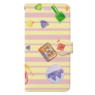 cute1 Book-style smartphone case