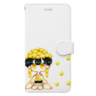 マヨコーンちゃん。 Book-style smartphone case