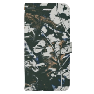 paint_02_natural Book-style smartphone case