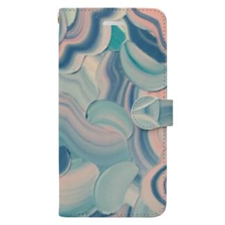 藤裏葉 Book-style smartphone case