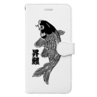 昇鯉 Book-style smartphone case