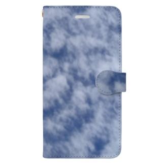 いわし雲photo Book-style smartphone case