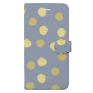 ぴよこまめ Book-style smartphone case