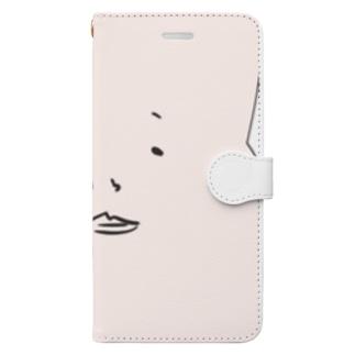 スマートたけし。 Book-style smartphone case