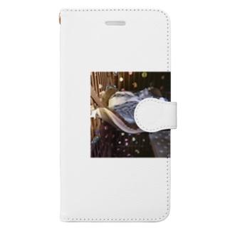 フテネコ Book-style smartphone case