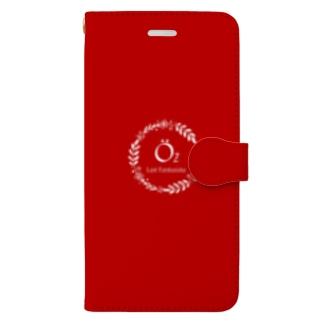 ラストファンタジスタ手帳型スマホケース Book-style smartphone case