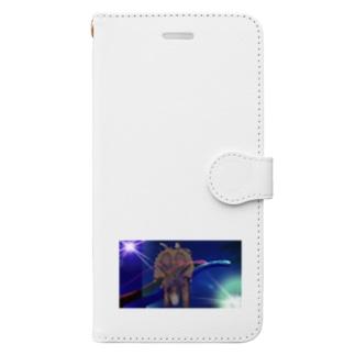 ぼくと恐竜 Book-style smartphone case
