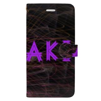 Anesaki Book-style smartphone case