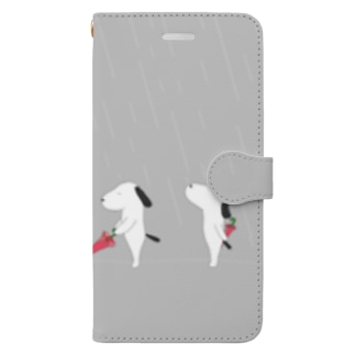 shower affection  Book-style smartphone case