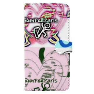 RunPenParis 1113 Book-style smartphone case