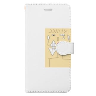 クリスマス商戦 Book-style smartphone case