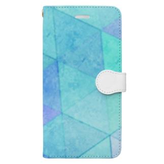 ソーダ Book-style smartphone case