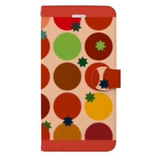 TOMATO Book-style smartphone case