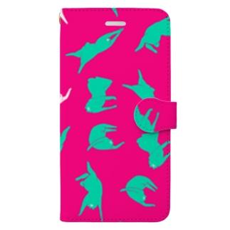 KUMA SAPIENS Book-style smartphone case