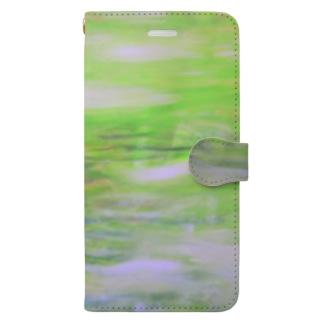 Jeux d'eau Book-style smartphone case