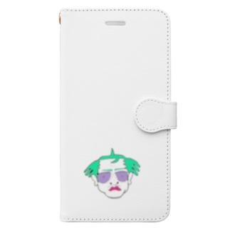 畑山 ススム Book-style smartphone case
