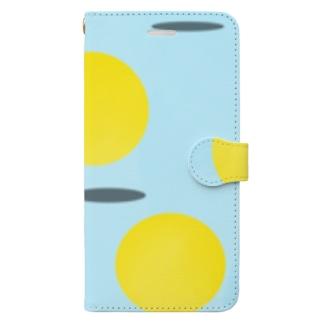 生地 Book-style smartphone case