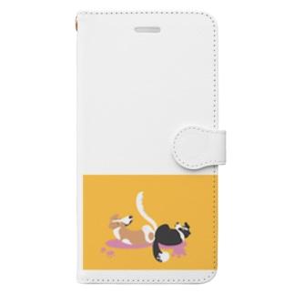 ボルボダシリーズ1 Book-Style Smartphone Case