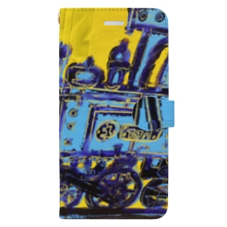 DBくん Book-style smartphone case