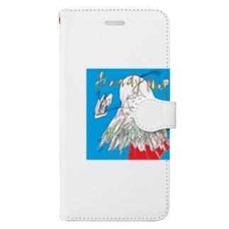 HandyMopGirl Book-style smartphone case