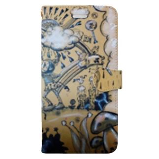仲直りしよう! Book-style smartphone case