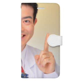 鉄道博士 / Dr.Railway Book-style smartphone case