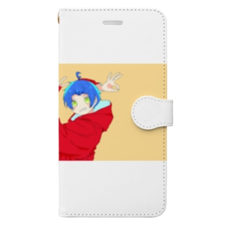 グッバイ宣言ver.アーチ Book-style smartphone case