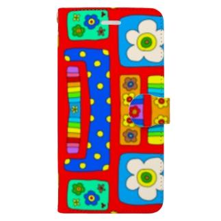 riekim RED Book-style smartphone case