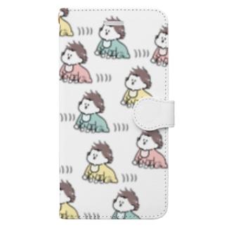 ドゥルルル Book-style smartphone case