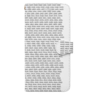 素数 Book-Style Smartphone Case
