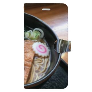 きつね党の方へ Book-style smartphone case