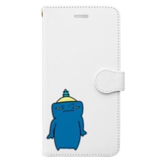 ぐぬぬ Book-style smartphone case
