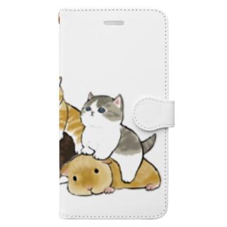 モルモット試乗会 Book-style smartphone case
