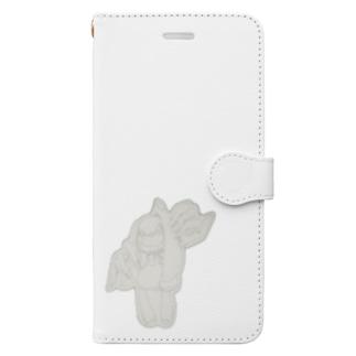 うさぎちゃん Book-style smartphone case