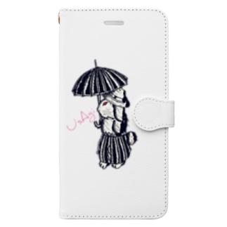 UsAgi  Book-style smartphone case