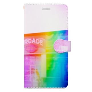 wonderland Book-style smartphone case