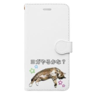 ジョーくんのジョーダン Book-style smartphone case