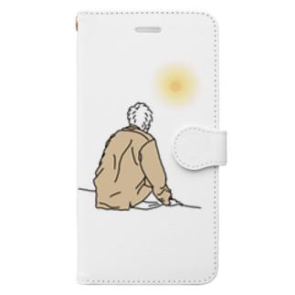 kai_illustrator Book-style smartphone case