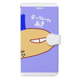 ♯💕モンクレールあき🎶💕愛の不時着w Book-Style Smartphone Case