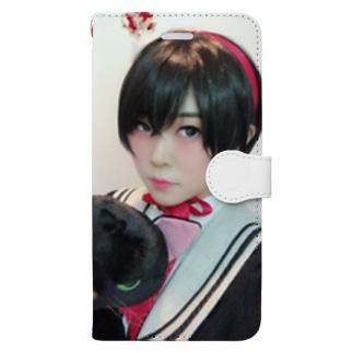 少年ひふみ Book-style smartphone case