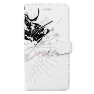 トモクルーズシリーズ2021 Book-style smartphone case