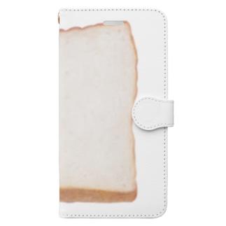 食パン Book-style smartphone case