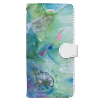 今を大切にしたいスマホケース Book-style smartphone case