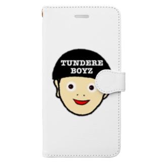 ツンデレボーイズ Book-style smartphone case