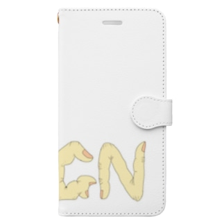NNGN指 Book-style smartphone case
