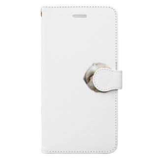 ちからちゃん Book-style smartphone case