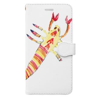 さそり   CREATOR:FUSUKE Book-style smartphone case