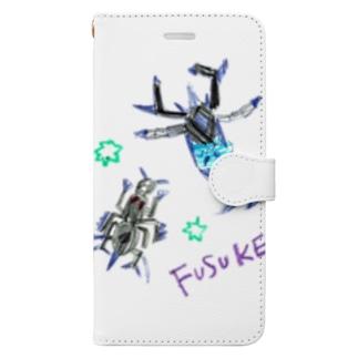 くわがた   CREATOR:FUSUKE Book-style smartphone case