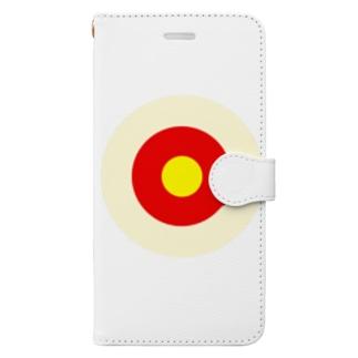 サークルa Book-style smartphone case