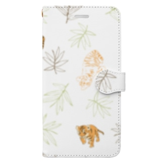 little tiger Book-style smartphone case